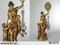 Часы напольные Клио 84 см 50-574