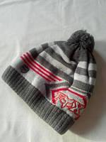 Зимняя шапка, на флисе