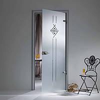 "Межкомнатная стеклянная дверь  ""Талисман"""