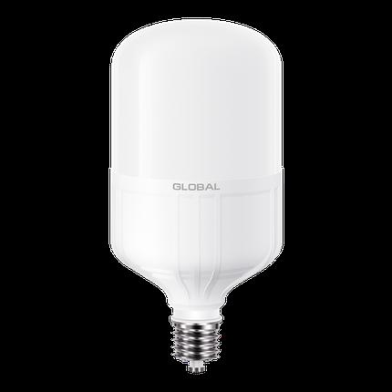 Светодиодная лампа высокомощная GLOBAL 1-GHW-006-3 50W 6500K E27/Е40 Код.57059, фото 2