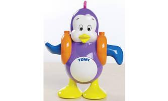 Поющий пингвин, плавающая  игрушка