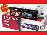 Pioneer DEH-8250UBG DVD  Автомагнитола USB+Sd+MMC съемная панель, фото 1