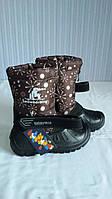 Детская обувь, зимние сапоги