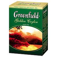 Черный чай Greenfield Golden Ceylon