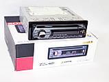 Sony CDX-GT490U Автомагнитола DVD+USB+Sd+MMC съемная панель , фото 5