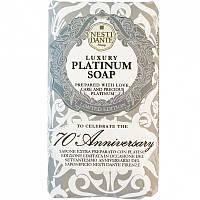 """Мыло """"Платиновое"""" - Nesti Dante Platinum 250г (Оригинал)"""