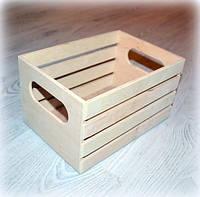 Ящик реечный подарочный из фанеры