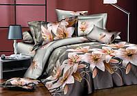Семейный набор постельного белья Ранфорс №215