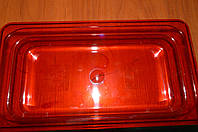 Гастроемкость GN 1/4-100 Поликарбонат, Цветной, прозрачный