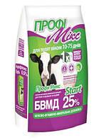 БВМД ПРОФИМИКС 25% для телят от 10-75 дней 1 кг кормовая добавка