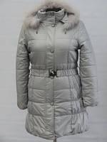 Куртка длинная женская