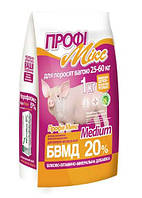 БВМД Профимикс Медиум 20% для поросят 25-60 кг,  1 кг