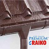 Металева водостічна система RAIKO Premium, фото 3