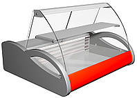 Подставка под холодильную витрину Полюс Арго 1,0