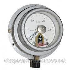 Вакуумметр электроконтактный сигнализирующий взрывозащищенный ВЭ16-РБ