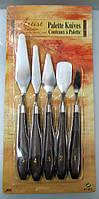 Набор шпателей (мастика) из 5-ти №16563