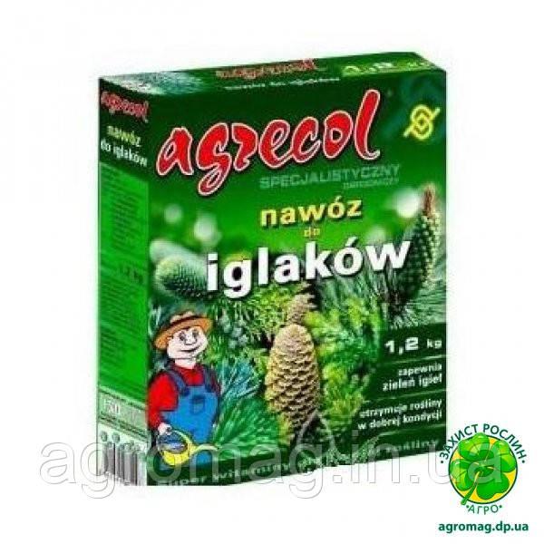 Agrecol 1,2 кг для хвойных растений