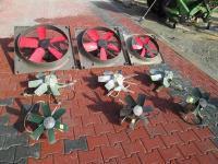 Потолочные (шахтные) вентиляторы Deltafan, Multifan, Fancom, (есть б/у)