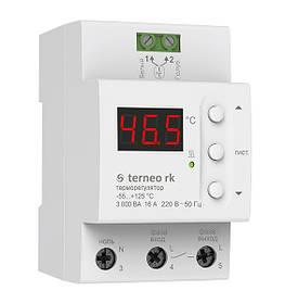 Терморегулятор для електричних котлів Terneo Rk