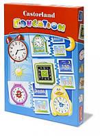 Пазлы обучающие Education, Время, 48 деталей, Е-067