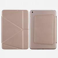 Чехол для iPad mini 4 - Momax The Core Smart Case, золотистый