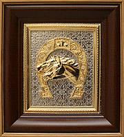 Год Лошади Подкова сувенир на счастье
