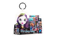 Игровой набор Голова - манекен (белая) Монстер Хай / Monster High White Styling Head Doll