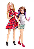 "Кукла Барби и Скиппер серии ""Барби и ее сестры"" / Barbie Sisters Barbie and Skipper Doll 2-Pack"