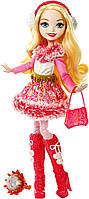 Кукла Эппл Вайт Эпическая зима / Ever After High Epic Winter Apple White Doll