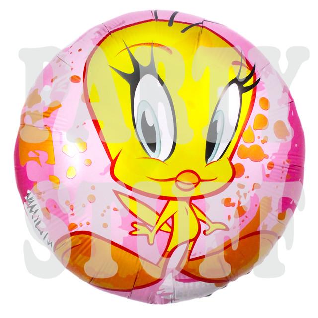 воздушный шарик фольгированный твити