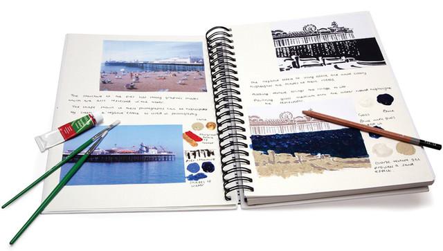 Скетчбуки / sketchbook