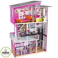 Домик для кукол Люкс Kidkraft / Luxury Dollhouse