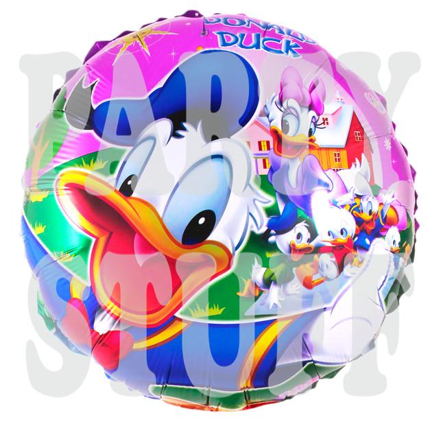 воздушный шарик Дональ Дак