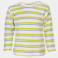 Детский свитер с кнопками на плече, хлопок (махра)
