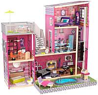 Домик для кукол Резиденция Люкс (свет, звук) Kidkraft / Luxury Residence