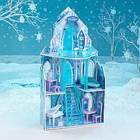 Домик для кукол Холодное сердце KidKraft / Disney Frozen Ice Castle Dollhouse
