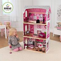 Домик для кукол Pink and Pretty KidKraft