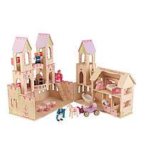 Домик для кукол Замок Принцессы KidKraft / Princess Castle Dollhouse with Furniture