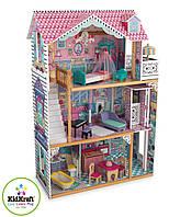 Домик для кукол Аннабель KidKraft / Annabelle Dollhouse with Furniture