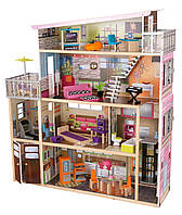 Домик для кукол Нью-Йорк Сохо KidKraft / Girl's Soho Townhouse with Furniture