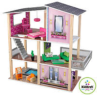 Домик для кукол Современный коттедж KidKraft / Modern Dollhouse