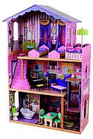 Домик для кукол Особняк мечты KidKraft / My Dream Mansion Wooden Dollhouse