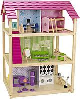 Домик для кукол Самый роскошный KidKraft / So Chic Dollhouse with Furniture