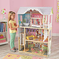Домик для кукол Кайли KidKraft / Kaylee Dollhouse with Furniture