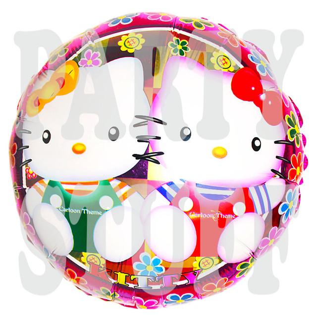 фольгированные шары Китти