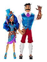 Набор кукол Робекка Стим и ее отец эксклюзив для Comic Con 2016 / Robecca Steam and her father exclusive