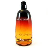 Туалетная вода - тестер Christian Dior Fahrenheit (Кристиан Диор Фаренгейт), 100 мл