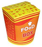 Стакан-коробка для Fast Food 600 мл