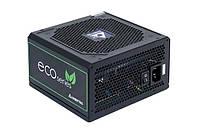 Блок питания chieftec retail eco gpe-700s,12cm fan 24+4+4 2xperipheral, 6xsata