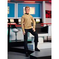 Коллекционная кукла Капитан Кирк Стар Трэк / Star Trek  Kirk Doll